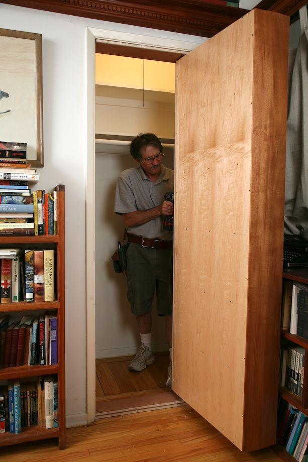 Plans For Bookcase Hidden Door Woodworking Projects Plans
