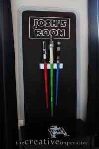 Best 25+ Star Wars Bedroom ideas on Pinterest   Star wars ...