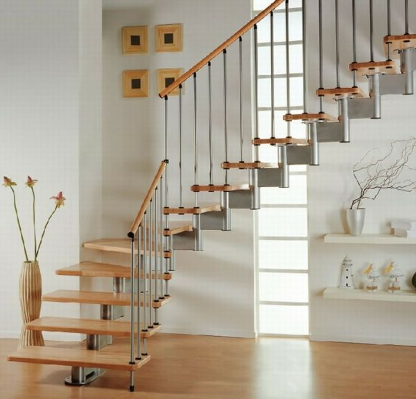 15 Best Images About Treppen On Pinterest Wands Stairs - Holz Treppengeländer Innen