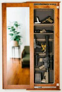 Best 25+ Hidden gun storage ideas on Pinterest