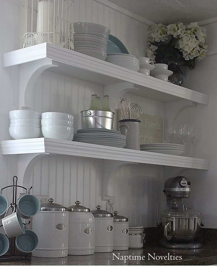 Open Kitchen Shelves Using Our Collector S Shelving System With 17 Best Ideas About Open Kitchen Shelving On Pinterest