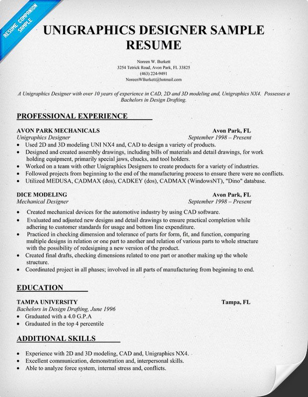 3d Modeler Resume Example. video game producer page1 new media ...