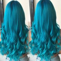 Best 25+ Turquoise hair ideas only on Pinterest | Mint ...