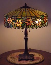 875 best images about Stained glass lamps on Pinterest