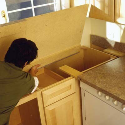 Images Of How To Install A Laminate Countertop - Home Design