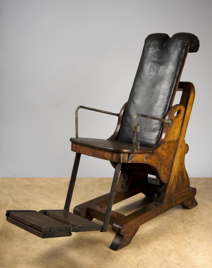 Adjustable Dental Chair England 1701 1800 Www