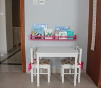 LOVE this little set!! Ikea Kritter Table and Chairs $50 ...