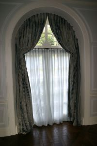 10 Best ideas about Arched Window Treatments on Pinterest ...