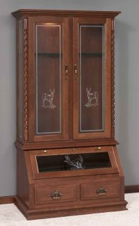 7 best images about Gun Cabinets on Pinterest | Cherries ...