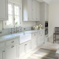 Light Grey Kitchen Ideas