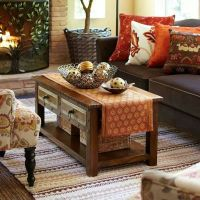 25+ best ideas about Coffee table runner on Pinterest