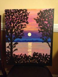 Cute Painting Ideas For Canvas | www.pixshark.com - Images ...