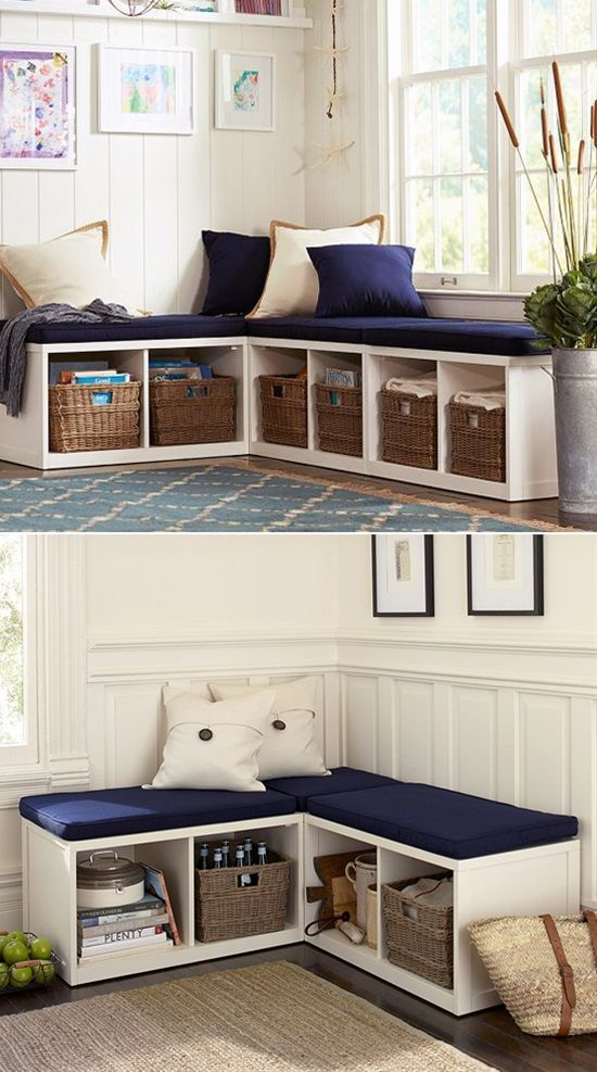 1000+ Ideas About Small Bedroom Storage On Pinterest | Small