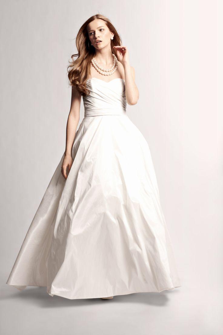 wedding dresses wedding dresses nordstrom Nouvelle Amsale Modern Bow Knot Gown via Nordstrom wedding
