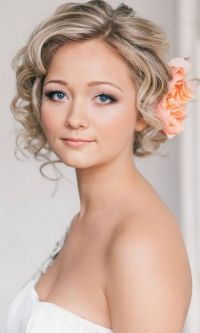 17 Best ideas about Short Wedding Hairstyles on Pinterest ...