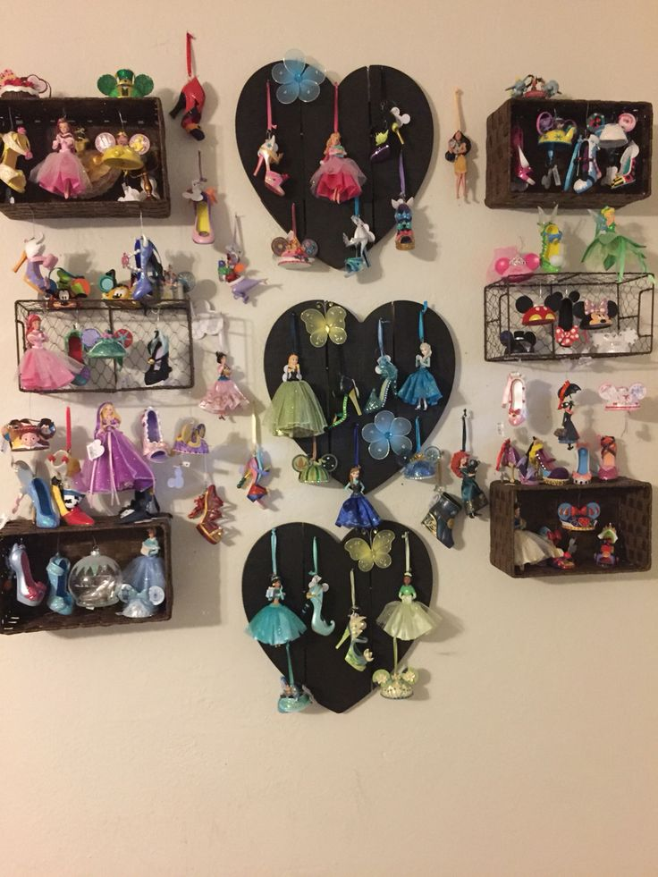 disney shoe ornaments 2014