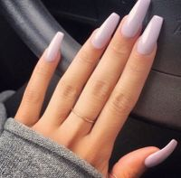 25+ Best Ideas about Lilac Nails on Pinterest | Nail ...