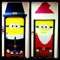 Minions for the Holidays! | Christmas Pre-K | Pinterest ...