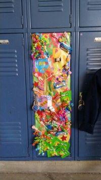 17 Best images about Birthday locker ideas! on Pinterest ...