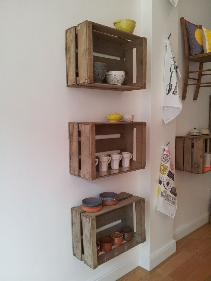 25 Best Ideas About Old Wooden Crates On Pinterest