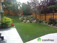 17 Best images about landscaping along fencing on ...