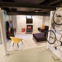 560 best images about DIY Unfinished Basement Decorating ...