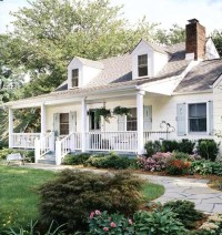 Top 25 ideas about Cape Cod house with a porch on ...