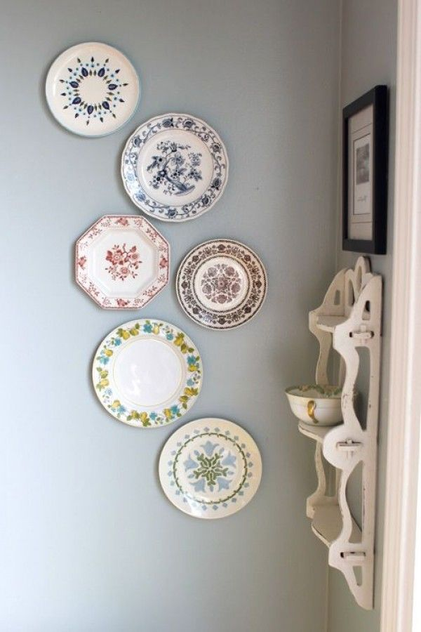 25+ Best Ideas about Plate Display on Pinterest
