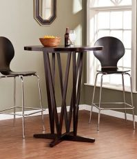 1000+ ideas about Tall Kitchen Table on Pinterest