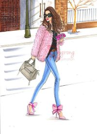 Ms de 1000 ideas sobre Bocetos De Diseo De Moda en ...
