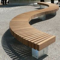 25+ best ideas about Outdoor benches on Pinterest ...