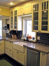 kitchen cabinets above window | Cliq Design, cabinets over ...