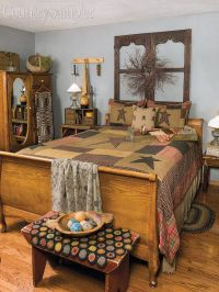 Country Bedroom - Country Sampler | Bedroom Stylin ...