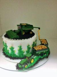 Die besten 17 Ideen zu Traktor Torte auf Pinterest ...