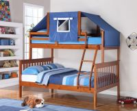 1000+ ideas about Bunk Bed Tent on Pinterest | Bed Tent ...
