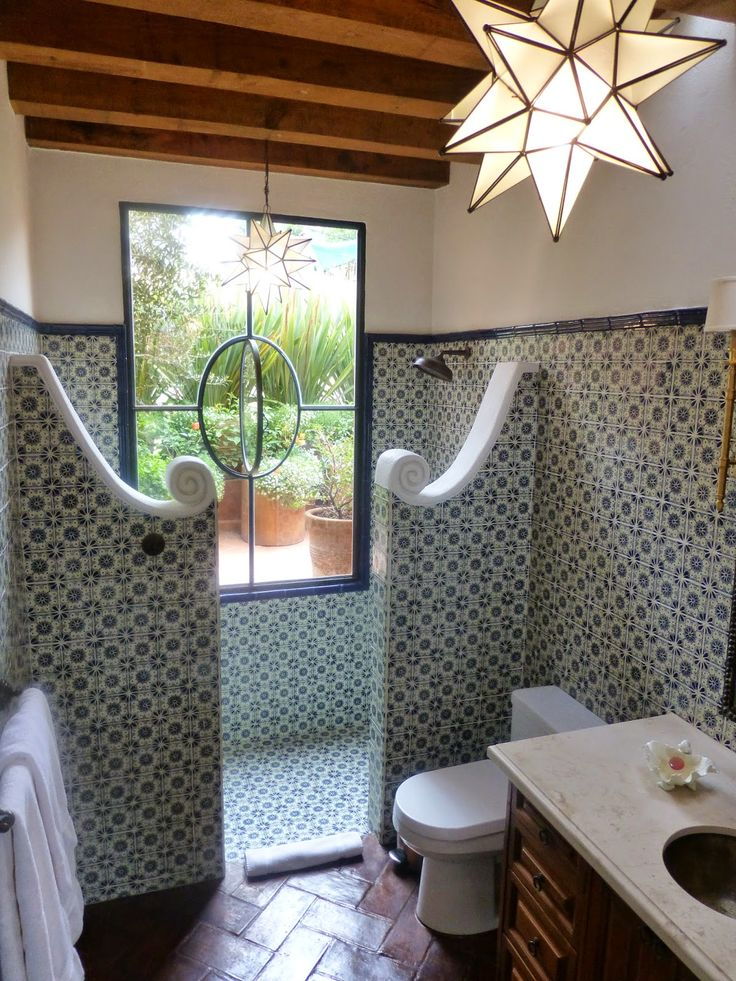 25+ best ideas about Spanish style bathrooms on Pinterest