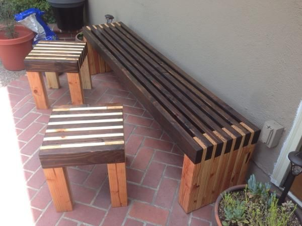 1000+ images about Outdoor Furniture Tutorials on