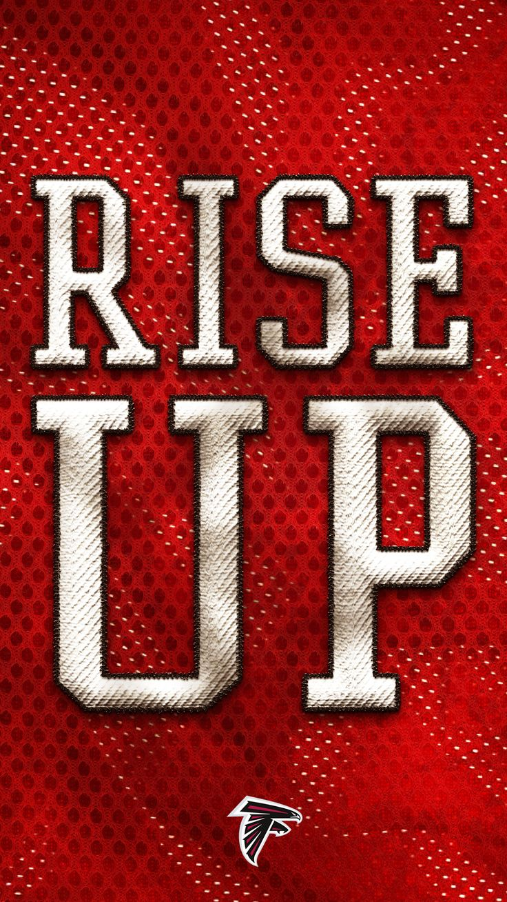 Seattle Iphone X Wallpaper Atlanta Falcons Fans Rise Up And Grab This Smartphone