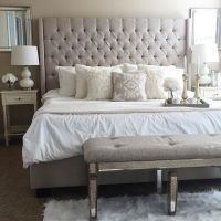 25+ best ideas about Pillow headboard on Pinterest | Blue ...