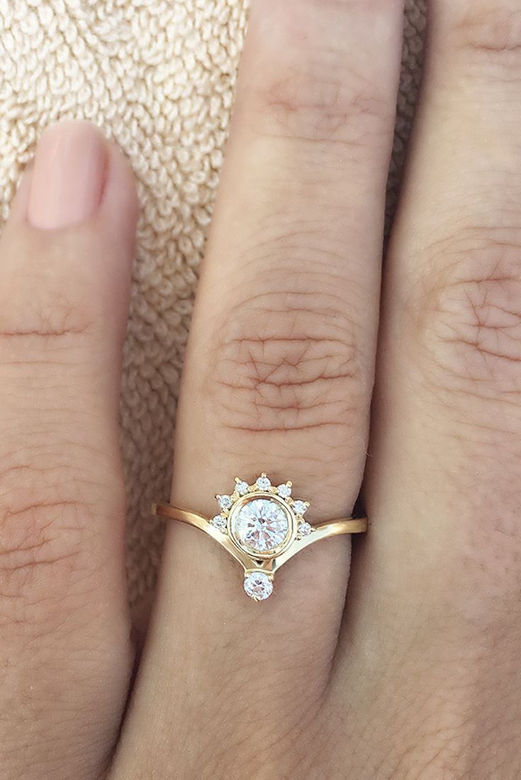 engagement rings unique unique wedding ring 25 Best Ideas about Engagement Rings Unique on Pinterest Unique wedding rings Wedding ring and Love shape