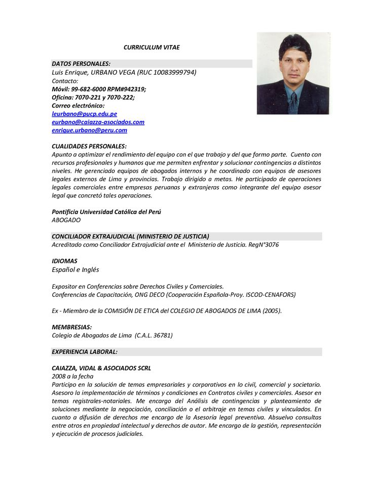 How To Get Your Resume Noticed In The Blink Of An Eye Taringa De Portugues Modelo Curriculum Vitae En Espanol Y