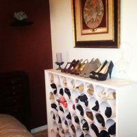 25+ best ideas about Pvc Shoe Racks on Pinterest   8 pvc ...