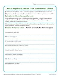 17 Best ideas about Dependent Clause on Pinterest ...