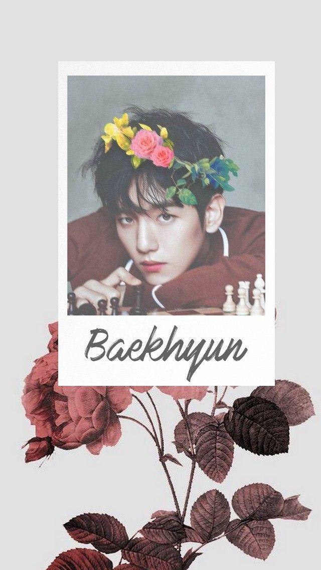 Cute Lock Screen Wallpapers Desktop Baekhyun Exo Lockscreen Kpop Lockscreens Pinterest