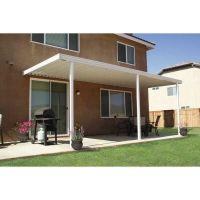 Aluminum Patio Covers Home Depot