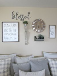 1000+ ideas about Rustic Gallery Wall on Pinterest | Wall ...