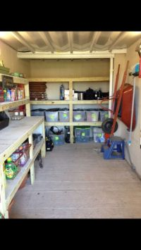 Best 25+ Shed organization ideas on Pinterest | Tool shed ...