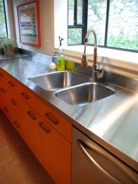 25+ best ideas about Stainless steel countertops on ...