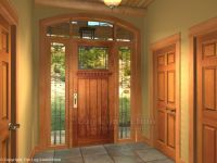 1000+ images about Log cabin doors on Pinterest | Home ...
