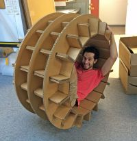 Best 20+ Cardboard furniture ideas on Pinterest ...